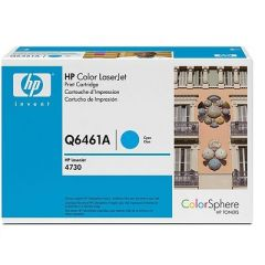 Картридж HP Q6461A (644A) cyan для HP Color LaserJet CM4730 (12K)