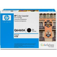 Картридж HP Q6460A (644A) black для HP Color LaserJet CM4730 (12K)