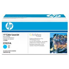 Картридж HP CF031A (646A) cyan для HP Color LaserJet CM4540 (12,5K)