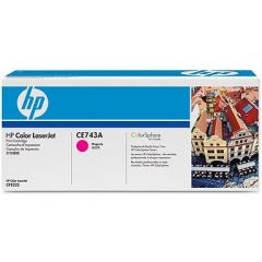 Картридж HP CE743A (307A) magenta для HP Color LaserJet Professional CP5225 (7,3K)
