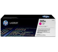 Картридж HP CE413A (305A) magenta для HP LaserJet Pro 300 Color M351, MFP M375, 400 Color M451, MFP M475 (2,6K)