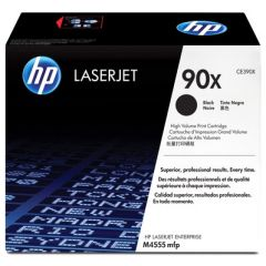 Картридж HP CE390X для HP LaserJet Enterprise 600 M602, M603, M4555 (24K)