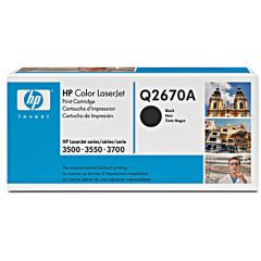 Картридж HP Q2670A (308A) black для HP Color LaserJet 3500, 3550, 3700(6K)